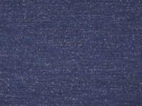 Teppich aus 100% Wolle in Blau