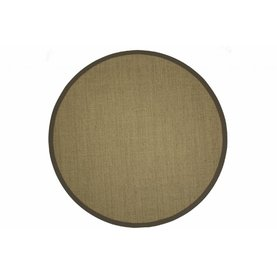 FloorPassion Premium 13 - Runder Sisal Teppich