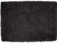Schöner und weicher Hochflor Teppich Brüssel 24 Anthrazit