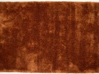 Hochflor Teppich Ross 63 Mix Orange/Braun