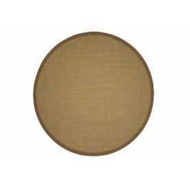 FloorPassion Premium 15 - Runder Sisal Teppich
