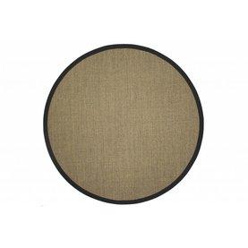 FloorPassion Premium 16 - Runder Sisal Teppich