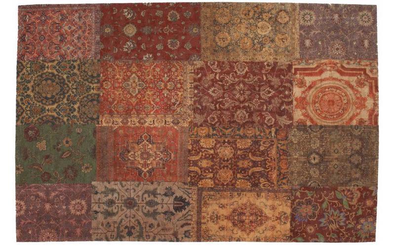 Vintage Teppich Sofia 99 Multicolor