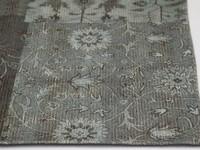 Vintage Teppich Sofia 23 Grau