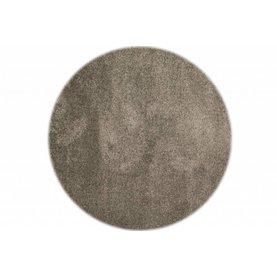 FloorPassion Liv 23 - Runder Hochflor Teppich