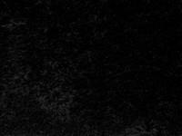 Hochflor Teppich Ross rund 25 Schwarz