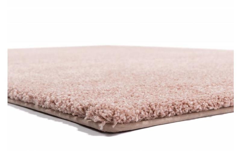 Hochflor Teppich Liv 41 Rosé
