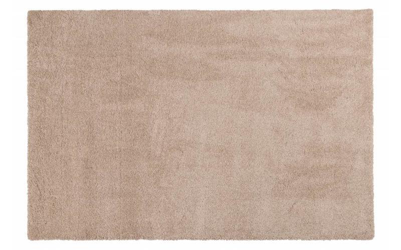 Hochflor Teppich Liv 15 Braun