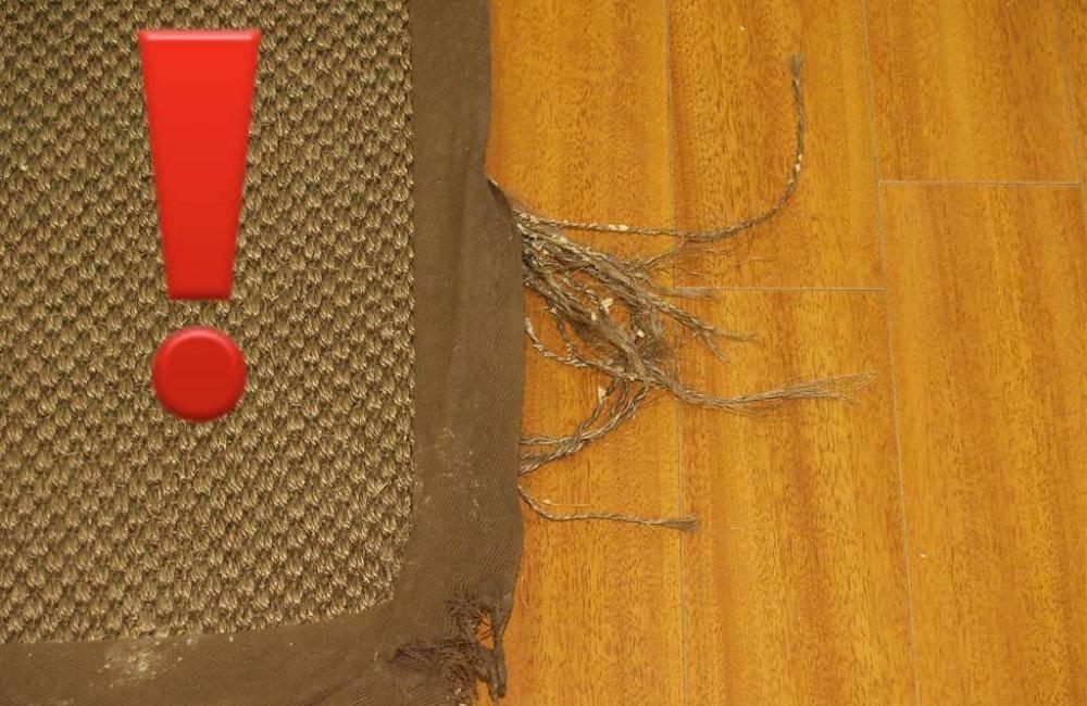 Schlechte Qualitat So Erkennen Sie Billige Sisal Teppiche