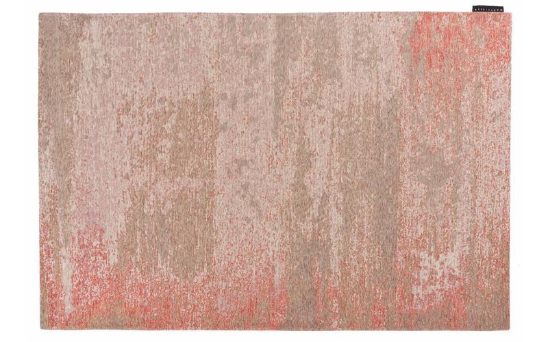 Vintage Teppich Cendre 44 Rot