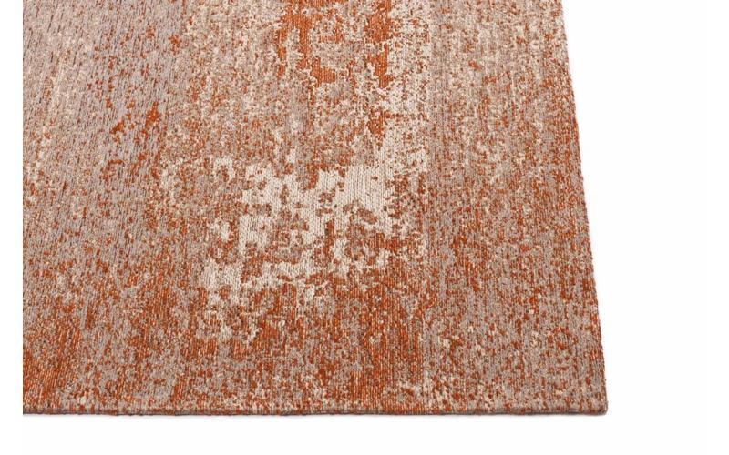 Vintage Teppich Cendre 69 Ocker