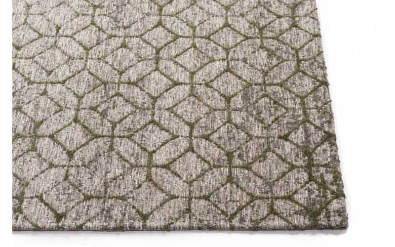 Noma 52 - Schöner Vintage Teppich in Retro-Optik