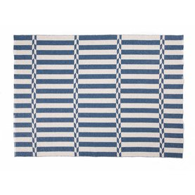 Arrow Blau - In- & Outdoor-Teppich