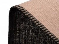 Mace 25 - Vintage Teppich in Schwarz