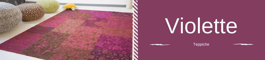Teppiche in der Farbe Violett