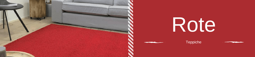 Teppiche in der Farbe Rot