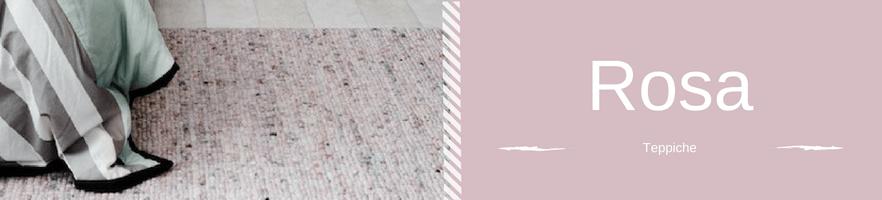 Teppiche in der Farbe Rosa