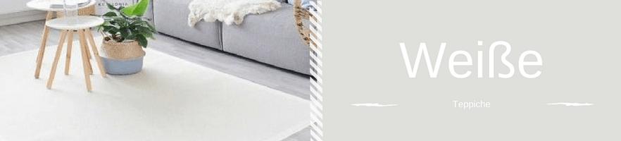 Teppiche in der Farbe Weiß