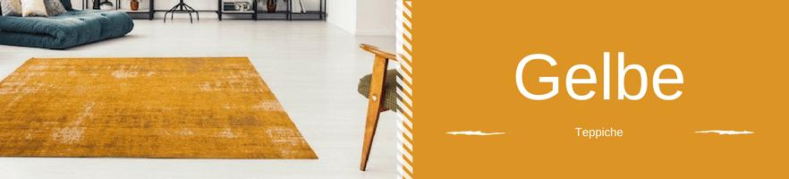 Teppiche in der Farbe Gelb