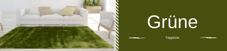 Teppiche in der Farbe Grün