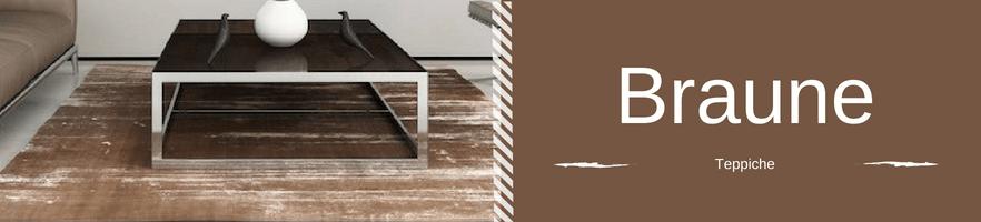 Teppiche in der Farbe Braun