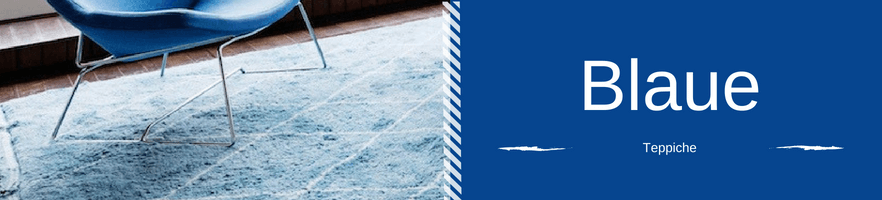 Teppiche in der Farbe Blau