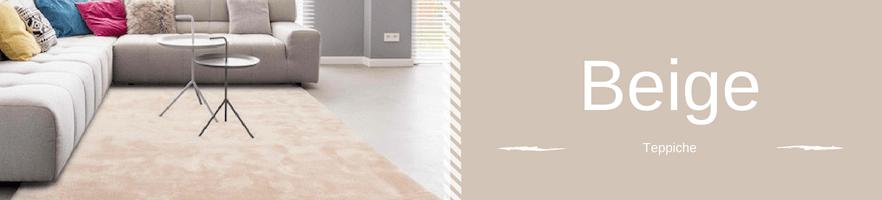 Teppiche in der Farbe Beige