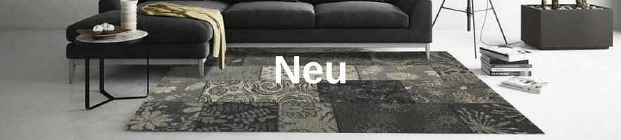 Teppiche - Neu im Sortiment