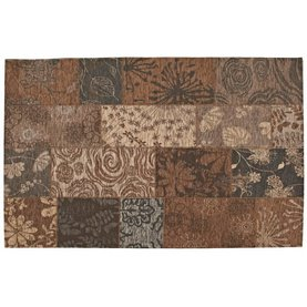 FloorPassion Chatel 17 - Patchwork Teppich