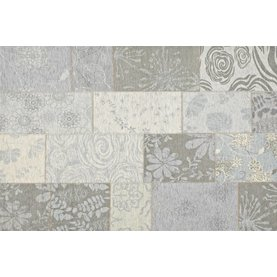 FloorPassion Chatel 21 - Patchwork Teppich