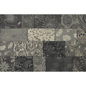 FloorPassion Chatel 24 - Patchwork Teppich
