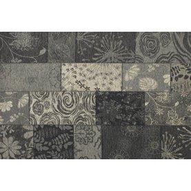FloorPassion Chatel 24 - Patchwork Teppich