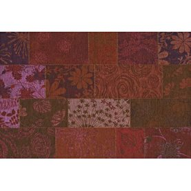 FloorPassion Chatel 48 - Patchwork Teppich