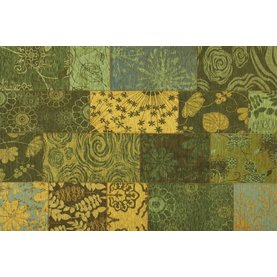 FloorPassion Chatel 54 - Patchwork Teppich