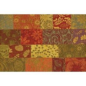 FloorPassion Chatel 99 - Patchwork Teppich