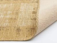 Enzo 14 - Vintage Patchwork Teppich in Beige