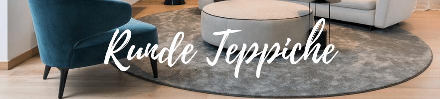 runde teppiche floorpassion dein teppichexperte. Black Bedroom Furniture Sets. Home Design Ideas