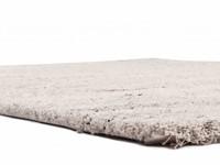 Amerie 21 – Hochflor Teppich in Graustufen