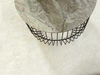 Hochflor Teppich Ross 11 Weiß