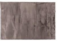 Fay Dunkelgrau – Weicher Kuschelteppich in Dunkelgrau
