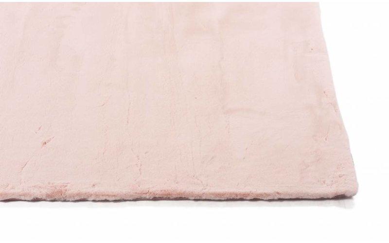 Fay Rosa – Weicher Kuschelteppich in Rosa