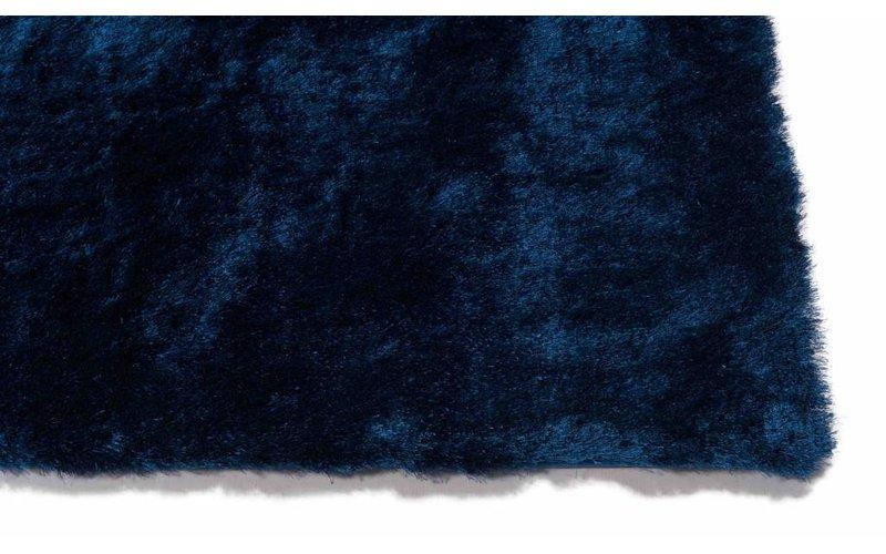 Hochflor Teppich Reef 35 Blau