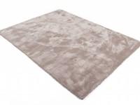 Moderner Hochflor Teppich Sandro 21 - Grau