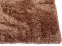 Cellia 13 - Hochflor Teppich in Beige
