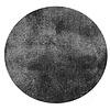 FloorPassion Hochflor Teppich Ross rund 31 Mix Hellgrau/Blau