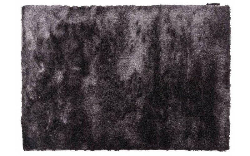 Hochflor Teppich Vernon 24 Night Grey
