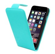 Colorfone iPhone 6 Flipcover Hoesje Turquoise - Business Case