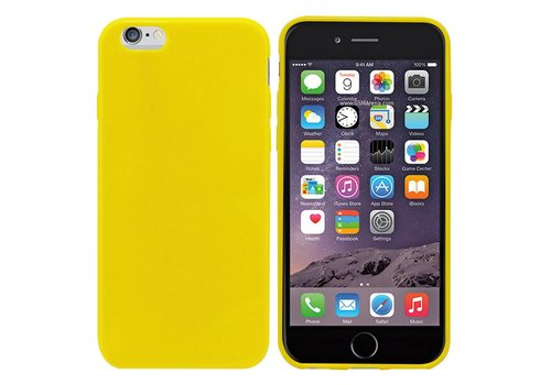 CoolSkin Case for Apple iPhone 6 Plus Yellow