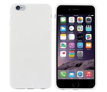 Colorfone iPhone 6 Plus Hoesje Wit CoolSkin