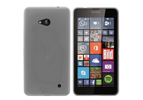 CoolSkin3 Microsoft Lumia 640 LTE / 640 Dual SIM Semi Transparent White